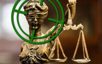 La Justicia en la mira