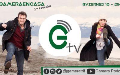 Segunda edición de #GameraEnCasa