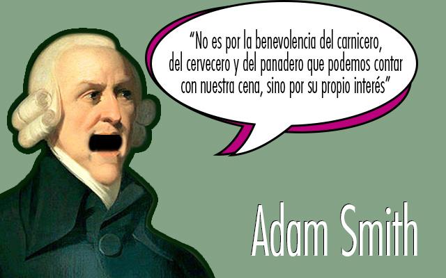 Teoría económica: Adam Smith
