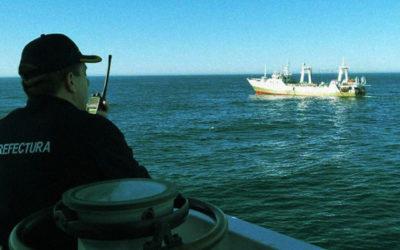 Contra la pesca ilegal